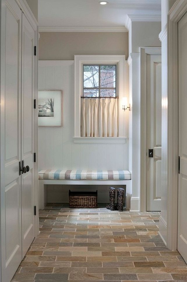 11 best entryway tile images on pinterest tile flooring for Mudroom floors