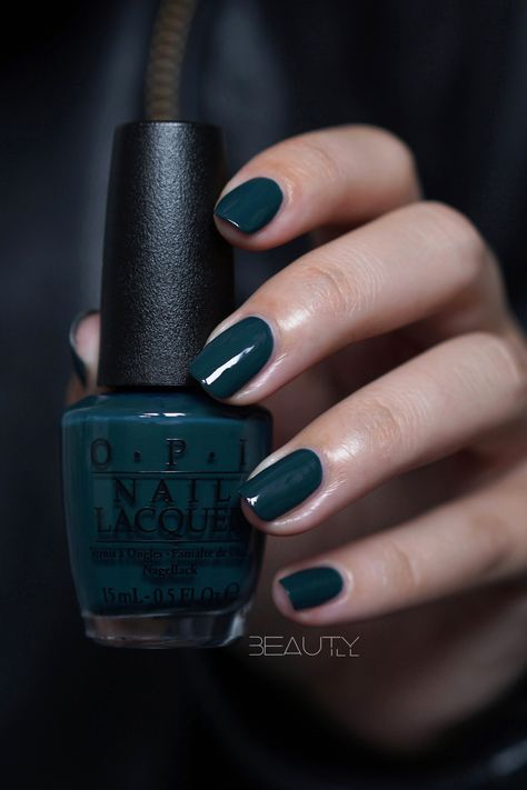 OPI 'CIA = Color is Awesome' | Washington DC Collection, 2016
