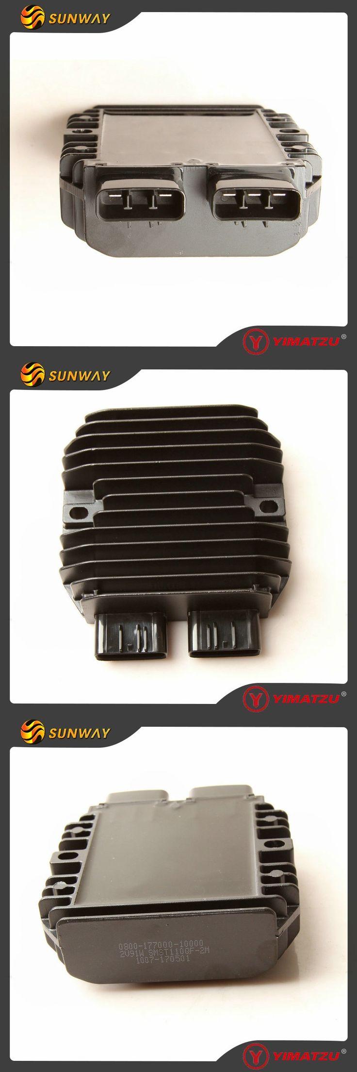 SUNWAY ATV Quad Bike Parts Voltage Stabilizer for CFMOTO CF800 X8 ATV Quad Bike Parts Number:0800-177000-10000 Free Shipping