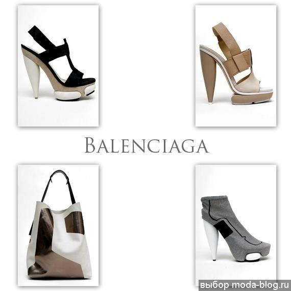 Модные офисные туфли к весне 2009года
