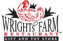 Wright's Farm - all you can eat chicken, pasta, salad, and homemade french fries!