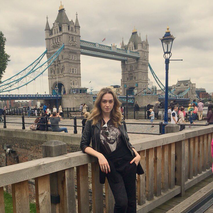 Jamie Clayton, London