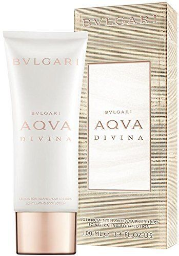 BVLGARI Aqua Divina Body Lotion 100ml #Bulgari