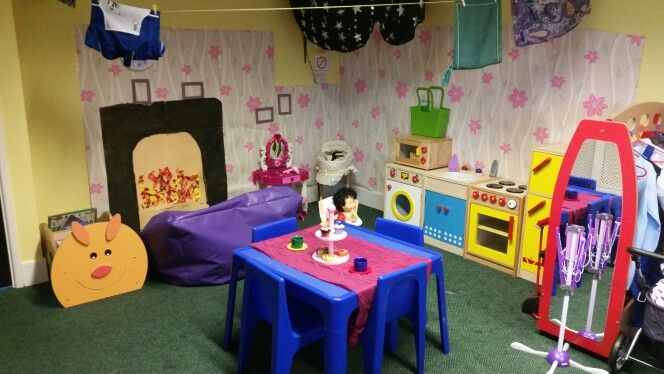 Our cosy 'Home Corner' role play! | LIL | Pinterest | Role ...