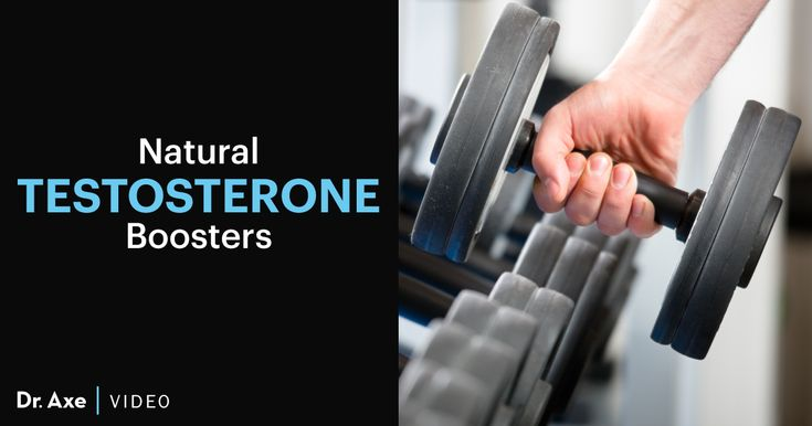 @: Low testosterone is a common problem in both men and women in the U.S. Try these six natural testosterone boosters to get your testosterone levels back in check.