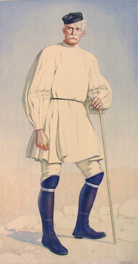 NICOLAS SPERLING #17a - Villager's Costume (Megara)