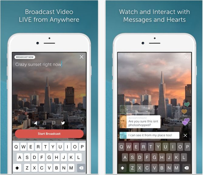 Easy guide to the Periscope video streaming app