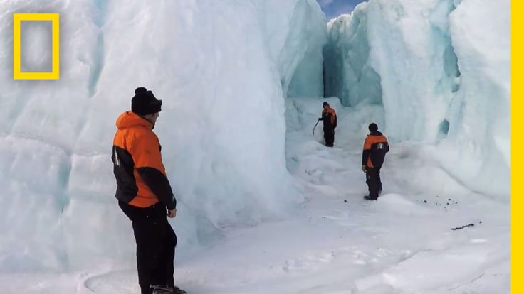Filming in a Place of Extremes   Continent 7: Antarctica