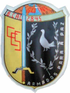Companhia de Comando e Serviços do Batalhão de Caçadores 2845 Guiné 1968/1970