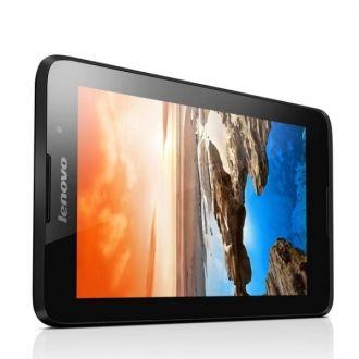 """Lenovo Tablet A3500L 7 Znakomity wyświetlacz Tablet Lenovo A3500L został wyposażony w ekran IPS HD o przekątnej 7"""" wyświetlający obraz o rozdzielczości 1280 x 800 px. Zastosowanie ekranu z matrycą IPS zapewnia bardzo szerokie kąty widzenia i doskonały komfort użytkownia."""