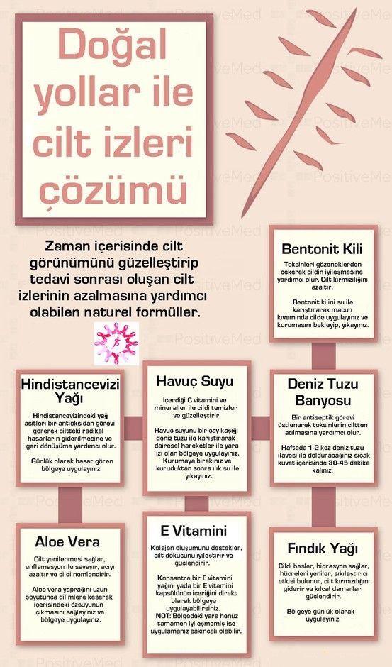 Doğal yollar ile cilt izleri çözümü. #cilt  #ciltbakımı #sağlık #sağlıkhaberleri