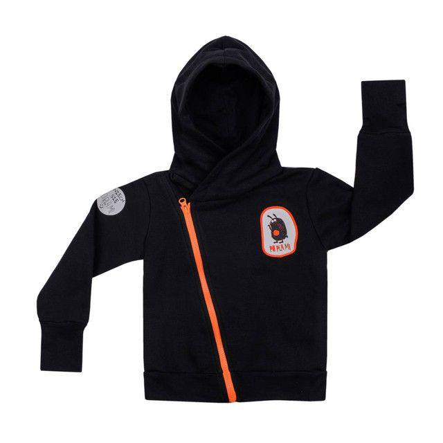 Dla Doroslych Bluza Lobluziara Czarna Mamba Hoodies Sweaters Fashion
