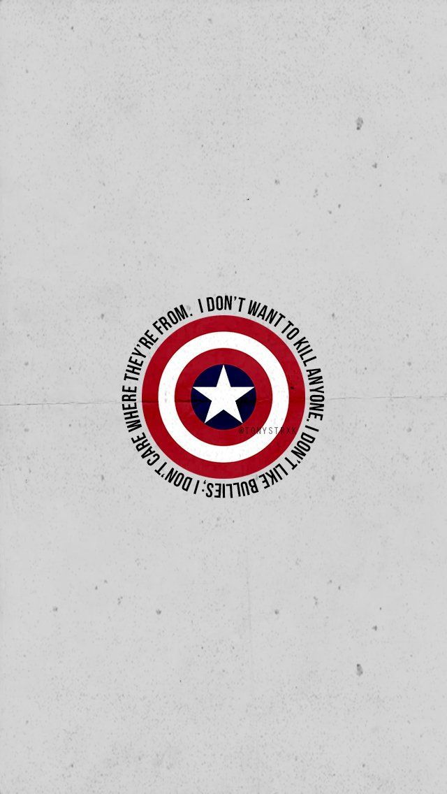 Captain America Wallpaper Lockscreen Tumblr Twitter Iphone