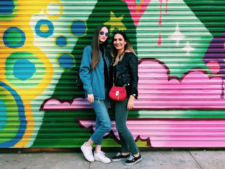 NYC'S COOLEST STREET ART | Éléonore Terzian