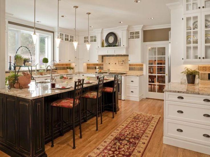 25+ best custom kitchen islands ideas on pinterest | dream