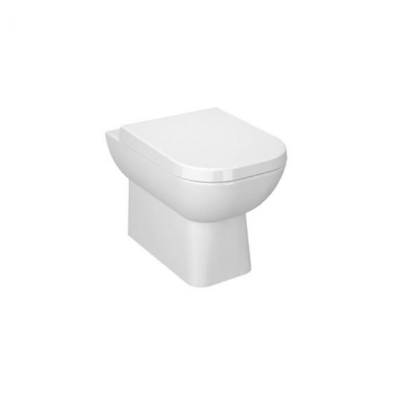 Vitra Designer Nest Back To Wall WC - Image Shot