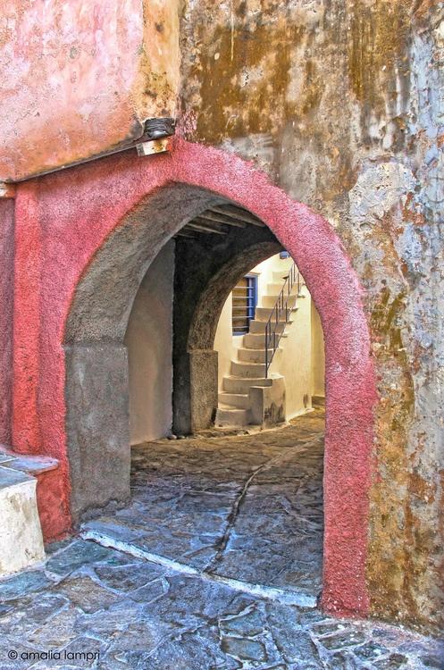 All things Hellenic ~ Ο Τόπος μας, Simple and Beautiful ~ Naxos by amalia lampri on...