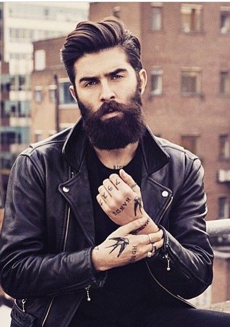 Enjoyable 1000 Images About Beard Hairstyles On Pinterest Short Hairstyles For Black Women Fulllsitofus