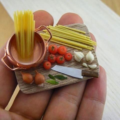 Mini Food - Italian