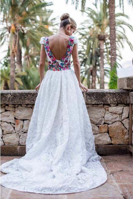 Detalles que puedo incluir en el vestido