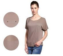OEM Pure colour Custom new model bulk blank fitted t-shirt best buy follow this link http://shopingayo.space