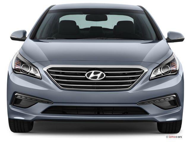 2016 Hyundai Sonata Exterior Photos