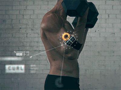 PUSH - Strength in Numbers by Nicolas Girard, via Behance