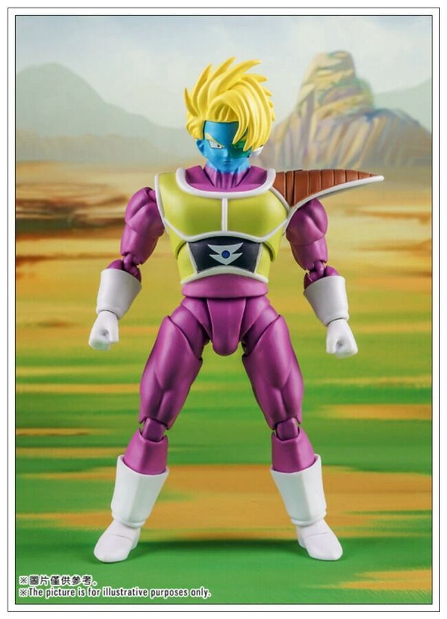 Demoniacal Fit Dragon Ball League of Mecha Sauzer Action Figure Toy new instock