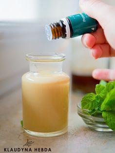 Naturalny płyn do płukania ust