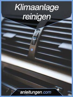Klimaanlage reinigen – Der muffige Geruch in deinem Auto möchte einfach nicht v…