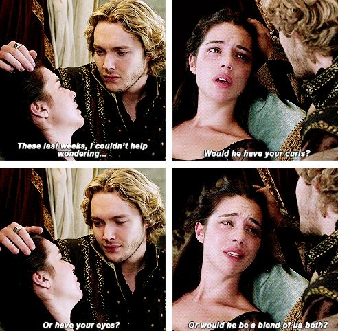 Reign _ #Frary #2x04 #TheLambAndTheSlaughter