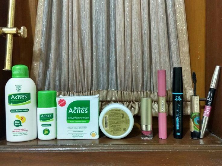 my make-up daily 💄