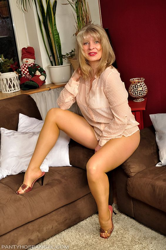 Enjoyed pantyhose nylons milfs awesome