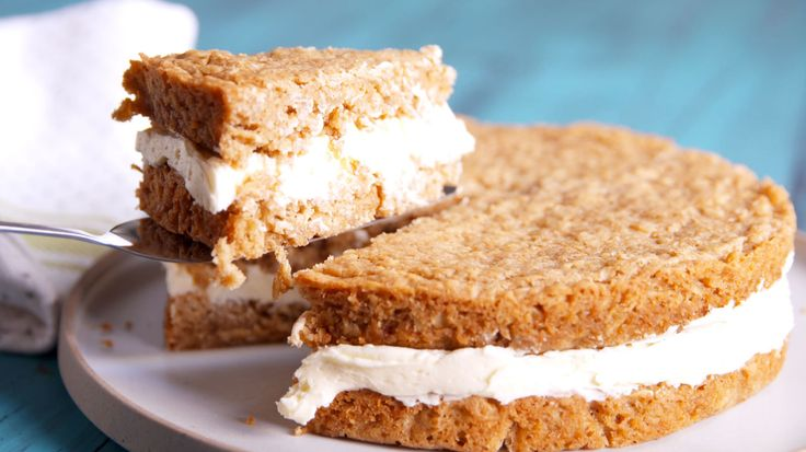 Giant Oatmeal Cream Pie is the biggest, best, most delicious way to get your oats!