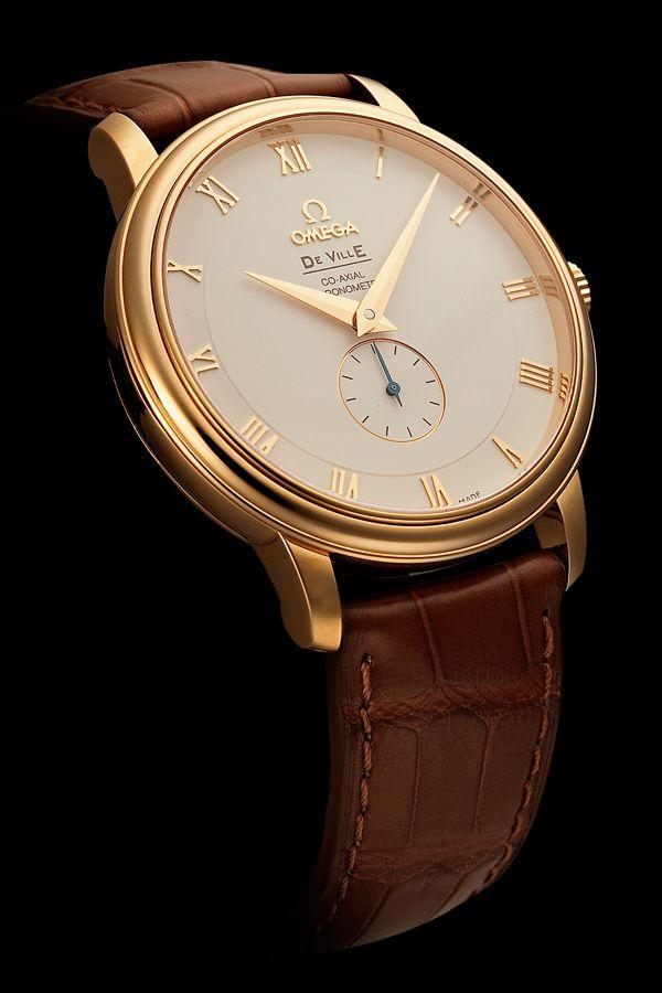 The De Ville Prestige Collection #omega