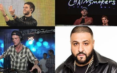 Click HERE to be surprised at what your favorite famous DJs REAL names are! get the list of famous dis real names, edm artists real names, avid, zedd, calvin harris, marshmello, diplo, deadmou5, kygo, daft punk, the chainsmokers, afrojack,