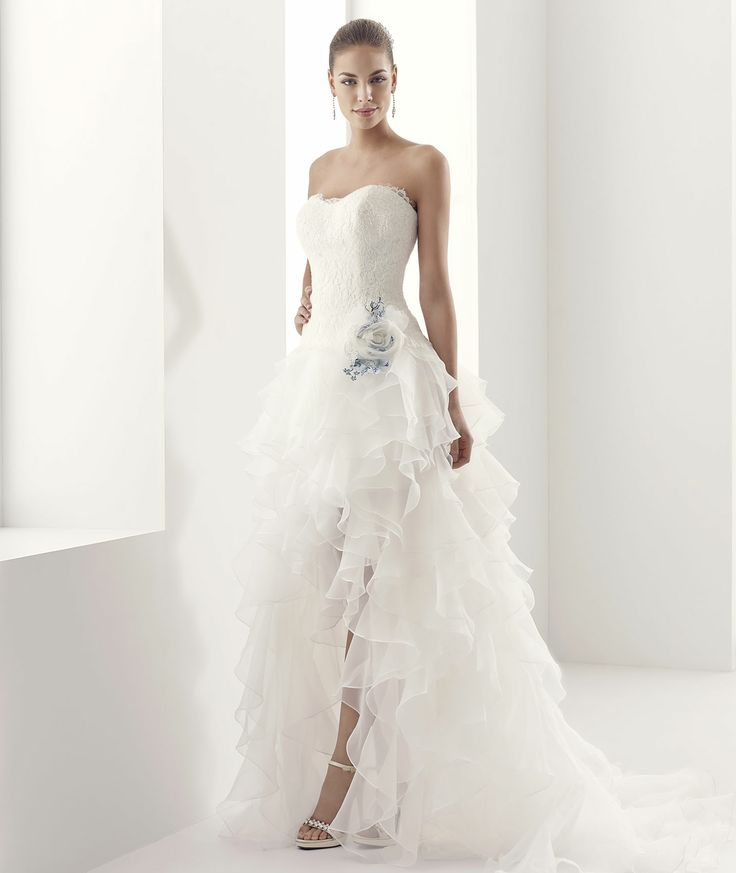 #Jolies #2015Collection  #wedding dress #nicolespose  ► www.nicolespose.i...