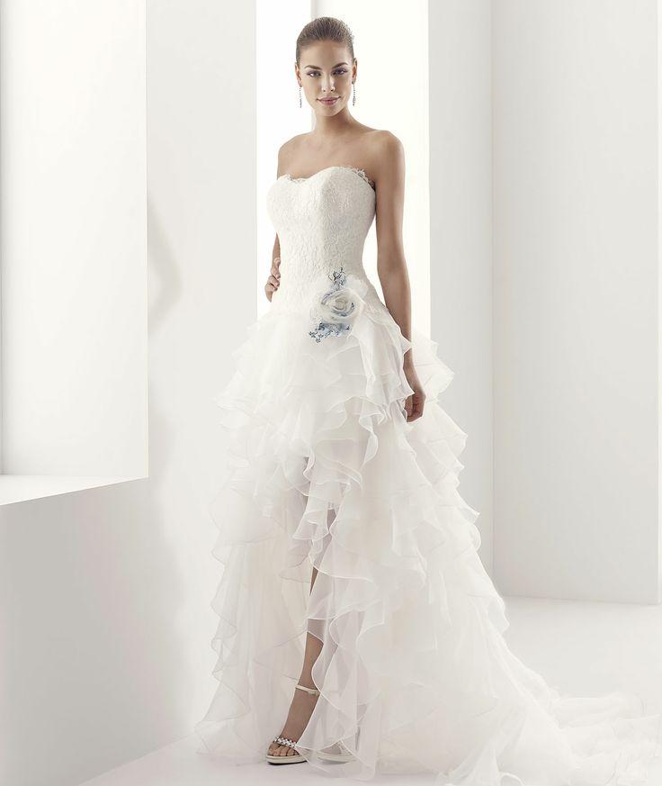 #Jolies #2015Collection  #wedding dress #nicolespose  ► www.nicolespose.i...