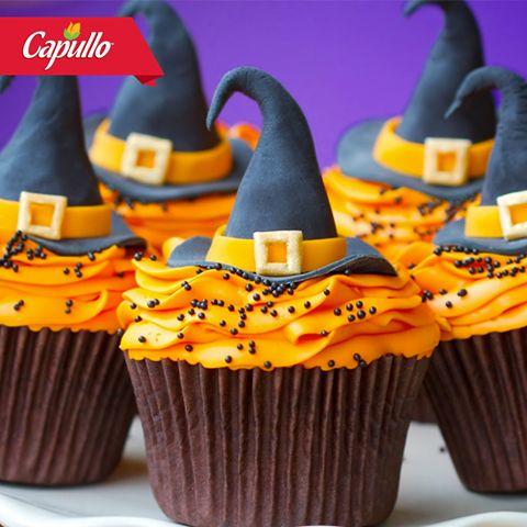 Tenemos recetas sencillas y super creativas para celebrar el mes de Halloween. Prepara unas deliciosas galletas fantasmales, pastelillos de brujas, dedos escalofriantes, albóndigas de susto y más; encuentra todas estas recetas y aprende a prepararlas paso a paso en nuestra página: http://capullo.com.gt/