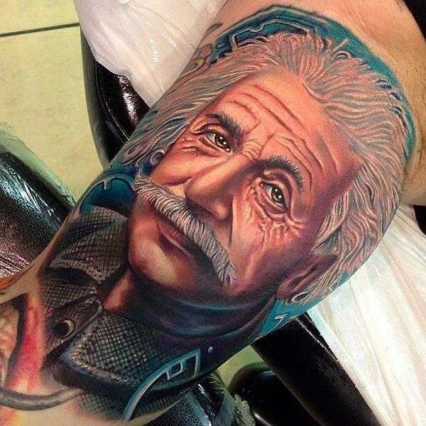 . . Artist: Roman Abrego Albert Einstein gilt als Inbegriff des Forschers und Genies. Sein Hauptwerk, die Relativitätstheorie, machte ihn weltberühmt. Im Jahr 1905 erschien seine Arbeit mit dem Titel Zur Elektrodynamik bewegter Körper, deren Inhalt heute als spezielle Relativitätstheorie bezeic…