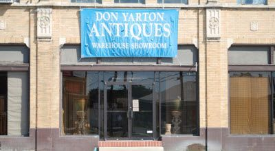Don Yarton San Antonio Best Antique Stores In Texas
