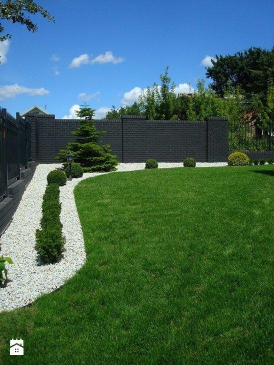 CLASSIC - Średni ogród za domem, styl klasyczny - zdjęcie od Paweł Bednarczyk Architektura Krajobrazu