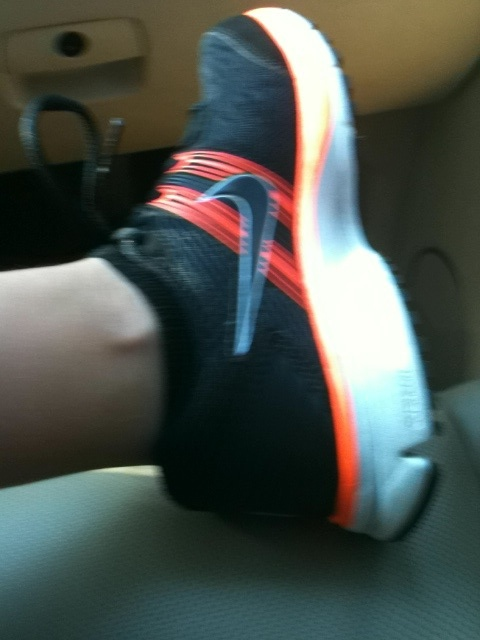 I  my shoes