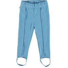Blauwe legging 'Aja' - Albababy