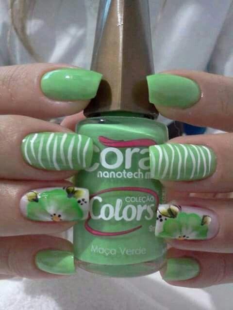 Mejores 151 imágenes de nails en Pinterest