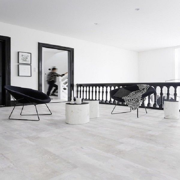 Klik PVC tegels Instinct Clear 5mm - PVC vloeren - LAB21