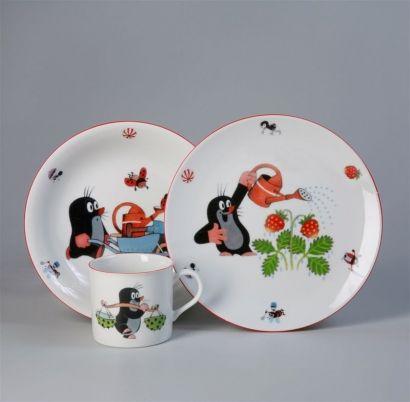 Thun 1794 a.s. - porcelán pro děti