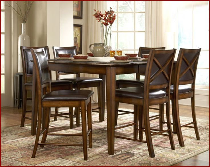 Countrer Height Dining Room Set Verona EL 727 36s