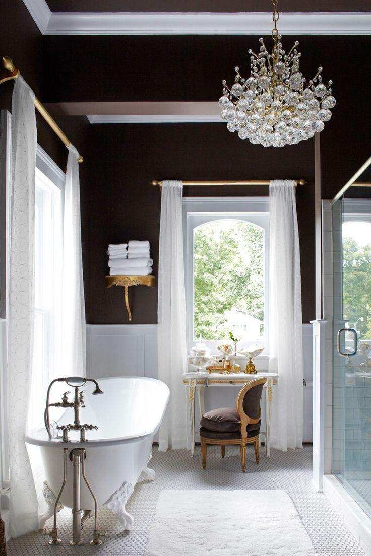 Lampe Fur Badezimmer Schrank Galerie In 2020 With Images Glamorous Bathroom Glamorous Bathroom Decor Bathroom Interior Design