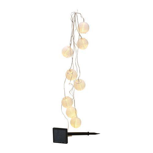 Oltre 25 fantastiche idee su guirlande exterieur su pinterest - Guirlande lumineuse exterieur ikea ...